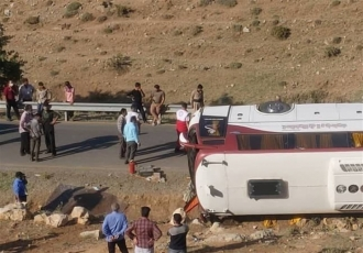 Ավտոբուս է վթարի ենթարկվել․ կա 2 զոհ և տասնյակ վիրավորներ