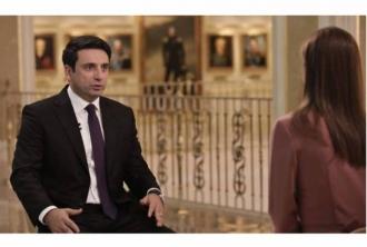 Պետք է աշխատենք ի շահ Հայաստանի և Ռուսաստանի. Ալեն Սիմոնյանը հարցազրույց է տվել «Вместе» նախագծին