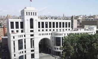 Կոչ ենք անում Ադրբեջանին և Թուրքիային՝ հրաժարվել միջազգային հանրության՝ կրակի դադարեցմանն ուղղված ջանքերը տապալելու գործողություններից և մեղքը հայկական կողմի վրա բարդելուց. ՀՀ ԱԳՆ