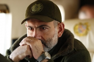 Չշշկռեք. Էս էլ մեր գերագույն գլխավոր հրամանատարն ա. Արարատ Միրզոյան