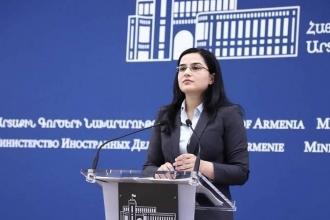 Հակահայկականությունն Ալիևի իշխանության պաշտպանության վերջին գիծն է. ՀՀ ԱԳՆ մամուլի խոսնակ
