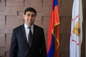 Նոր Նորք վարչական շրջանի ղեկավար Սուրեն Ղամբարյանի ուղերձը ՀՀ Անկախության օրվա առթիվ