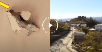 Ադրբեջանցիները կրակել են Ստեփանակերտի վրա (տեսանյութ)